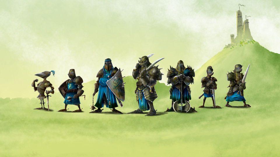 Cavalieri di Claim